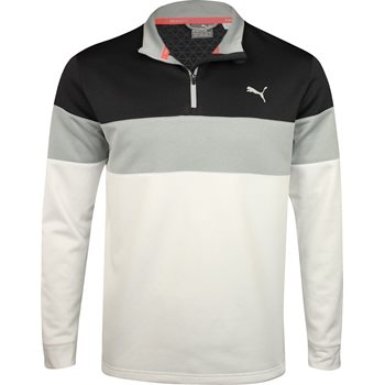 Puma PWRWarm 1/4 Zip Pop-over Outerwear Pullover Apparel