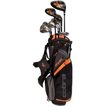 Cobra King Junior Club Set Clubs