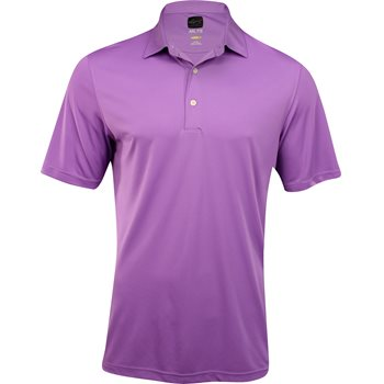 Greg Norman ProTek ML75 Microlux Solid Shirt Polo Short Sleeve Apparel