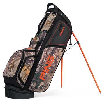 Ping Hoofer RealTree Xtra Limited Edition Stand Golf Bag