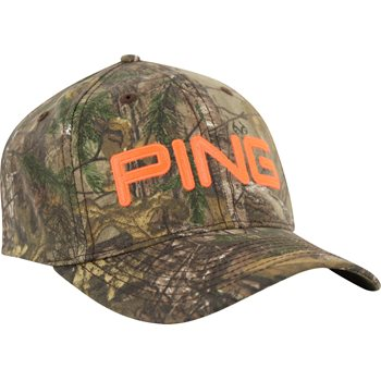 Ping Unstructured RealTree Xtra Limited Edition Headwear Cap Apparel
