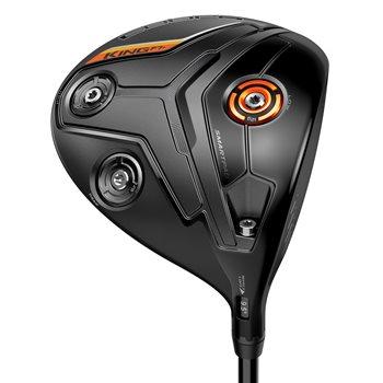 Cobra King F7+ Black Driver Golf Club