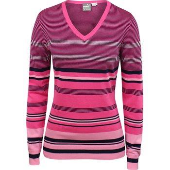 Puma Depths Sweater V-Neck Apparel