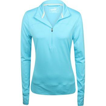Puma ¼ Zip Popover Outerwear Pullover Apparel