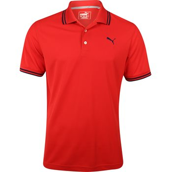 Puma Essential Pounce Pique Shirt Polo Short Sleeve Apparel