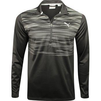 Puma Uncamo ¼ Zip Popover Outerwear Pullover Apparel
