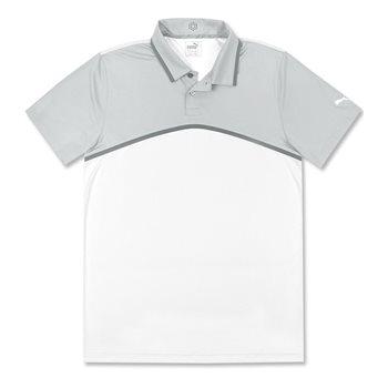 Puma Tailored ColorBlock Shirt Polo Short Sleeve Apparel