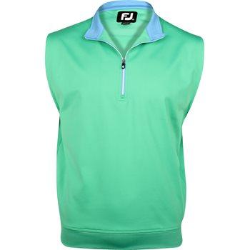 FootJoy Half-Zip Jersey Outerwear Vest Apparel