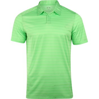 Oakley Top Stripe Shirt Polo Short Sleeve Apparel