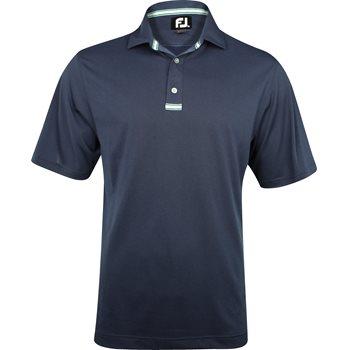 FootJoy Amelia Island Spun Polo Jersey Shirt Polo Short Sleeve Apparel