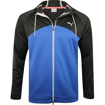 Puma Full Zip Golf Hoodie Outerwear Pullover Apparel