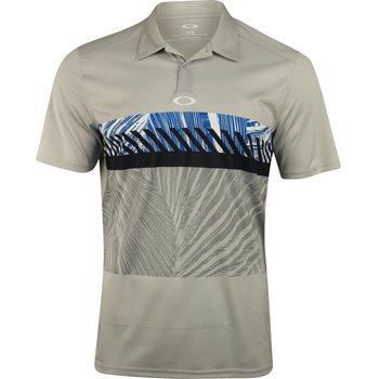 Oakley Premier Palm Shirt Polo Short Sleeve Apparel