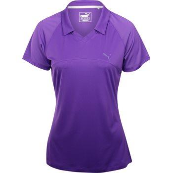 Puma Mesh Shirt Polo Short Sleeve Apparel