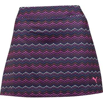 Puma Zig Zag Knit Skort Regular Apparel