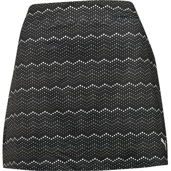 Puma Zig Zag Knit Skort Regular Apparel