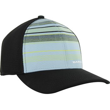 Oakley Silicon Bark Trucker Print 2.0 Headwear Cap Apparel