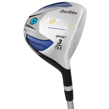 Tour Edge Hot Launch 2 Offset Fairway Wood Preowned Golf Club