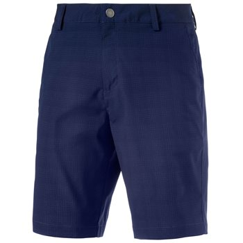 Puma Tailored Mesh Golf Shorts Flat Front Apparel