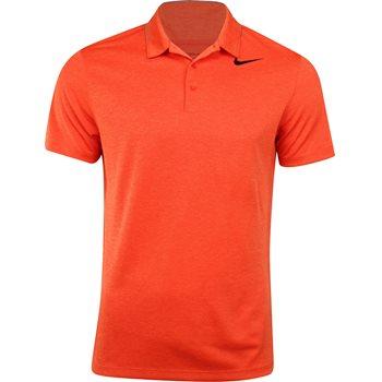 Nike Breathe Heather Shirt Polo Short Sleeve Apparel