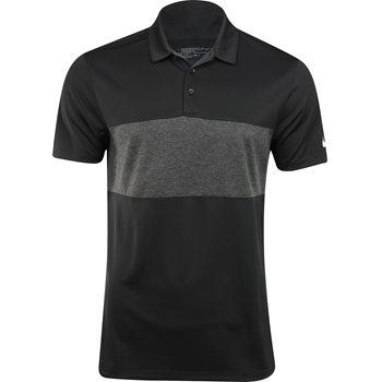 Nike Breathe Color Block Shirt Polo Short Sleeve Apparel
