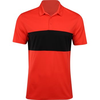 Nike Breathe Color Block Shirt Polo Short Sleeve Apparel