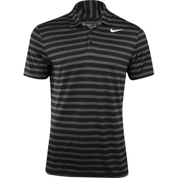Nike Breathe Stripe Shirt Polo Short Sleeve Apparel