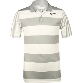Nike Bold-Stripe Shirt Polo Short Sleeve Apparel