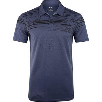Oakley Offset Wave Shirt Polo Short Sleeve Apparel