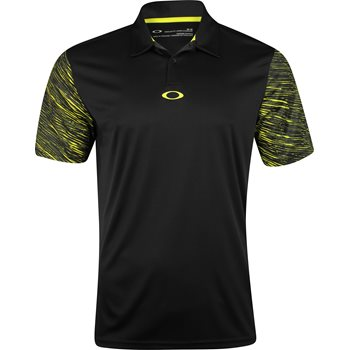 Oakley Premier Wave Shirt Polo Short Sleeve Apparel