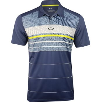 Oakley Back Bay Shirt Polo Short Sleeve Apparel