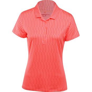 Nike Icon Print Shirt Polo Short Sleeve Apparel