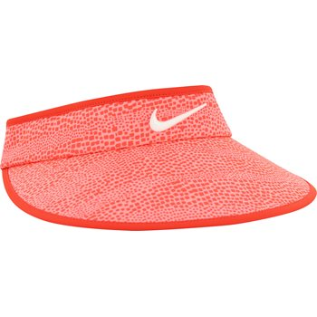 Nike Big Bill Zebra Print Headwear Visor Apparel