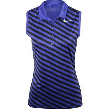 Nike Precision Print Sleeveless Shirt Polo Short Sleeve Apparel
