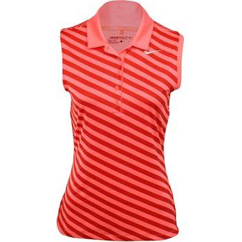 Nike Precision Print Sleeveless Shirt Polo Short Sleeve Apparel