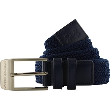 Under Armour UA Braided Accessories Belts Apparel