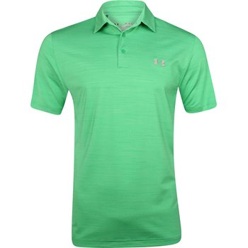 Under Armour UA Heatgear Elevated Heather Shirt Polo Short Sleeve Apparel