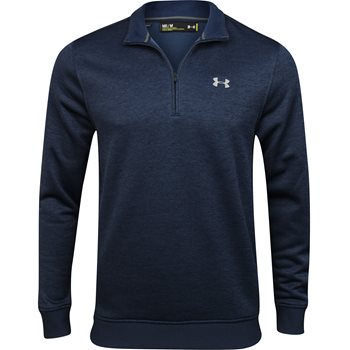Under Armour UA Coldgear Storm Sweater Fleece ¼ Zip Outerwear Pullover Apparel