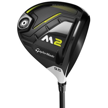TaylorMade M2 2017 Driver Preowned Golf Club