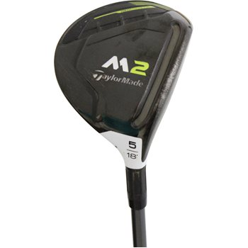 TaylorMade M2 2017 Fairway Wood Preowned Clubs