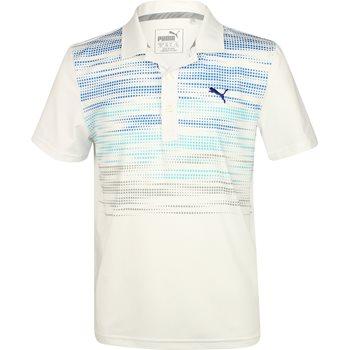 Puma Youth Uncamo Shirt Polo Short Sleeve Apparel