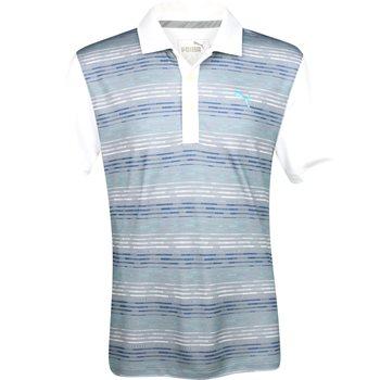 Puma Youth Road Map Shirt Polo Short Sleeve Apparel