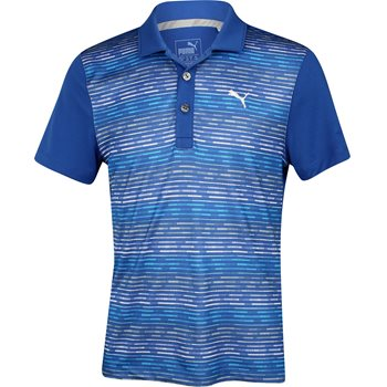 Puma Youth Road Map Shirt Polo Short Sleeve Apparel