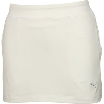 Puma Youth Girls Solid-Knit Skort Regular Apparel