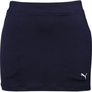Puma Youth Girls Solid-Knit Skort Apparel