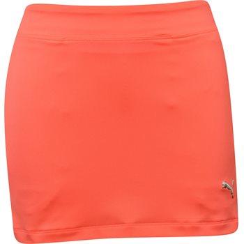 Puma Youth Girls Solid-Knit Skort Regular Apparel