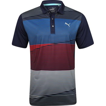 Puma Levels PowerCool Shirt Polo Short Sleeve Apparel