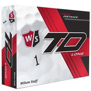 Wilson Staff True Distance Long Golf Ball Balls