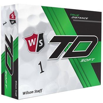 Wilson Staff True Distance Soft Golf Ball Balls