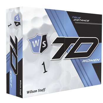 Wilson Staff True Distance Golf Ball Balls