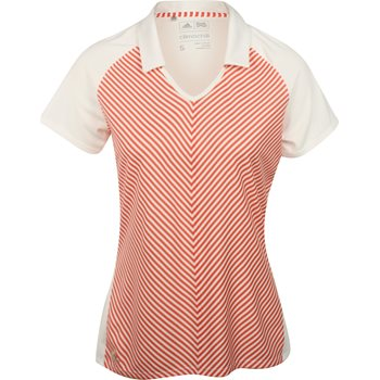 Adidas ClimaChill Fashion Shirt Polo Short Sleeve Apparel